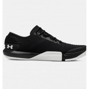 Kvinders Under Armour - Tribase Reign trænings sko - til fitness, crosfitt m.m. Black 40½ - 40½