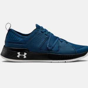Mænds Under Armour træningssko showstopper 2.0 46 - 46 - midnightnavy